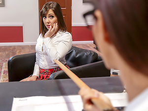 Detention With The Domme