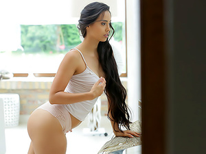 Long Haired Beauty