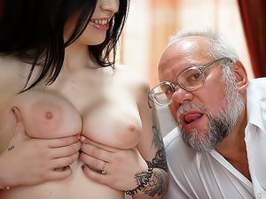 Fuck My Pussy, Grandpa!