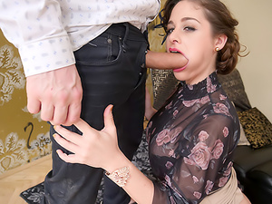 Big Cock Anal Date: MILF Cathy Squirts