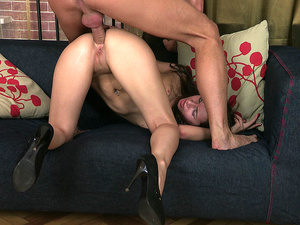 18 Videoz - Stacy Snake - Anal cheating