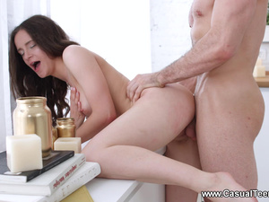 Casual Teen Sex - Fox - Hot fuck with casual stranger