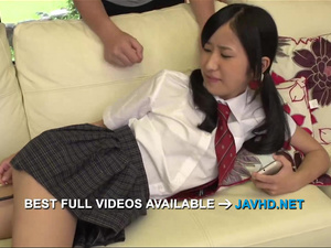 Suzu Ichinose perfect Japanese blow job  - More at javhd.net