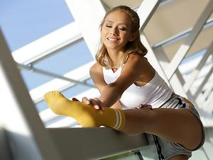 Little Yellow Socks