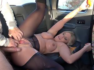 Sasha Steele Car wash flasher