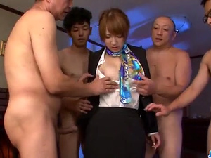 Hikaru Shiina loves to swallow after a good oral - More at javhd.net