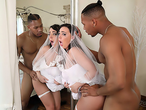 Angelic Bride To Anal Angel