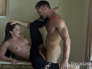 TOUGHLOVEX Big tit Sheena Ryder wants to be fucked hard