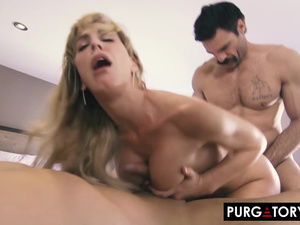 PURGATORYX My Wifes Massage Part 3 with Cherie Deville