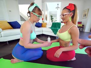 Yoga Sexercise Session