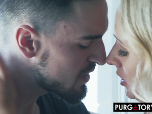 PURGATORYX A Blonde Gone Wild Part 2 with Misha Mynx