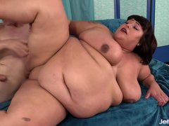 Fat Brunette Veruca Darling Sucks a Dick to Perfection and Gets Fucked Hard