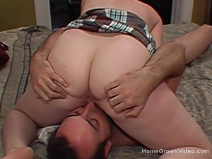 Busty brunette wants to have her tight hole fucked hard
