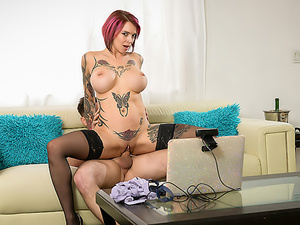 Anna Bell's Stepbrother