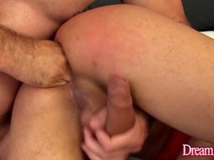 Hot Tgirl Kamila Lins Gets Fisted and Fucked Hard While Tied Up