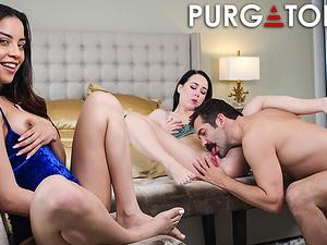 PURGATORYX Let Me Watch Vol 1 Part 1 with Bambi and Maya