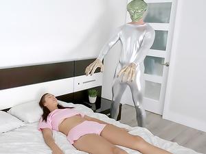 Alien Probe - HOLED