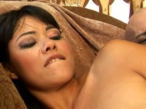 Anal sex with Dana Vespoli