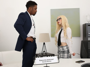 Office ASS-istants - Isiah Maxwell & Kenzie Reeves