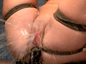 Bubble Butt Tied Tight