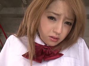 Ria Sakurai is a bad student