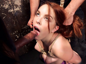 Spanish Slave Girl Begs for Discipline and Training