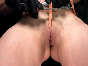 Big Tits, Brutal Bondage, Extreme Corporal Punishment, and Squirting Orgasms!!!