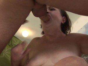 Piss and cum loving mature creampie sluts