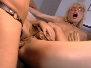 Misel Is the Submissive in This Hardcore Threesome Fuck Scene