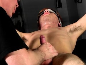 Massaged And Wanked Dry - Jacob Daniels And Sebastian Kane
