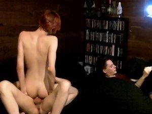Trace Van de Kamp & Erik Tribold Orgy