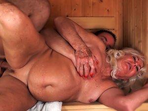 Golden Girl Sauna