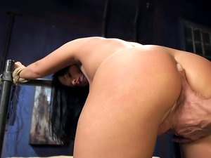 Roxy Raye's Extreme Anal Fisting Submission