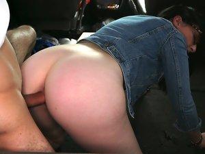 Scarlett's wild ride on the bus