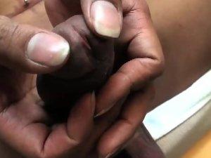 Oiled Cock Creampie