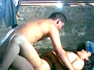 Horny Indian wife fucked hard at home