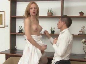 alessandra and edu shemale wedding sex