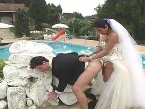 Carol cocky shemale bride