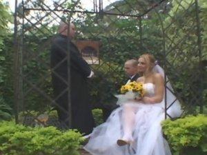 Alessandra cocky shemale bride