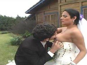 Carol playful shemale bride