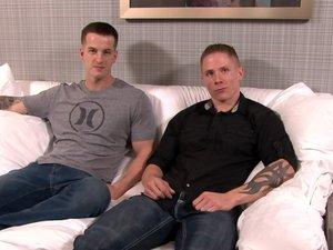 Guy Houston & Quentin Gainz